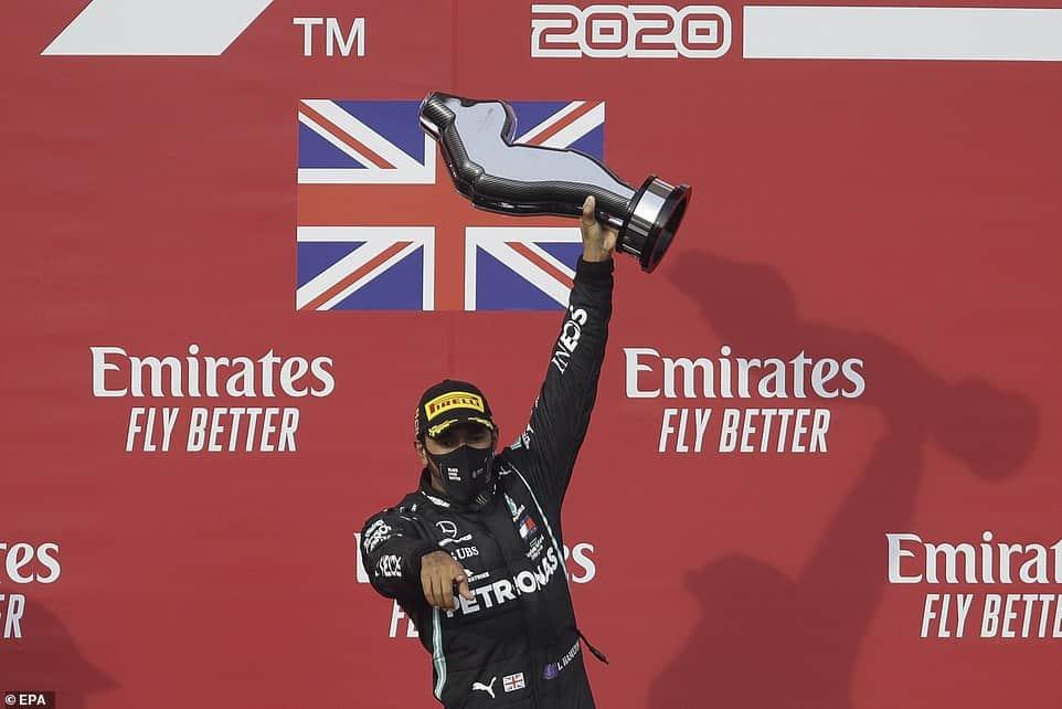 Hamilton u Imoli izašao kao pobednik