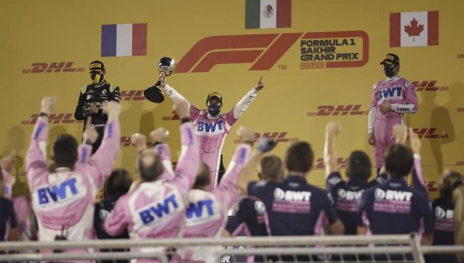 Perezu prvo mesto u Bahreinu