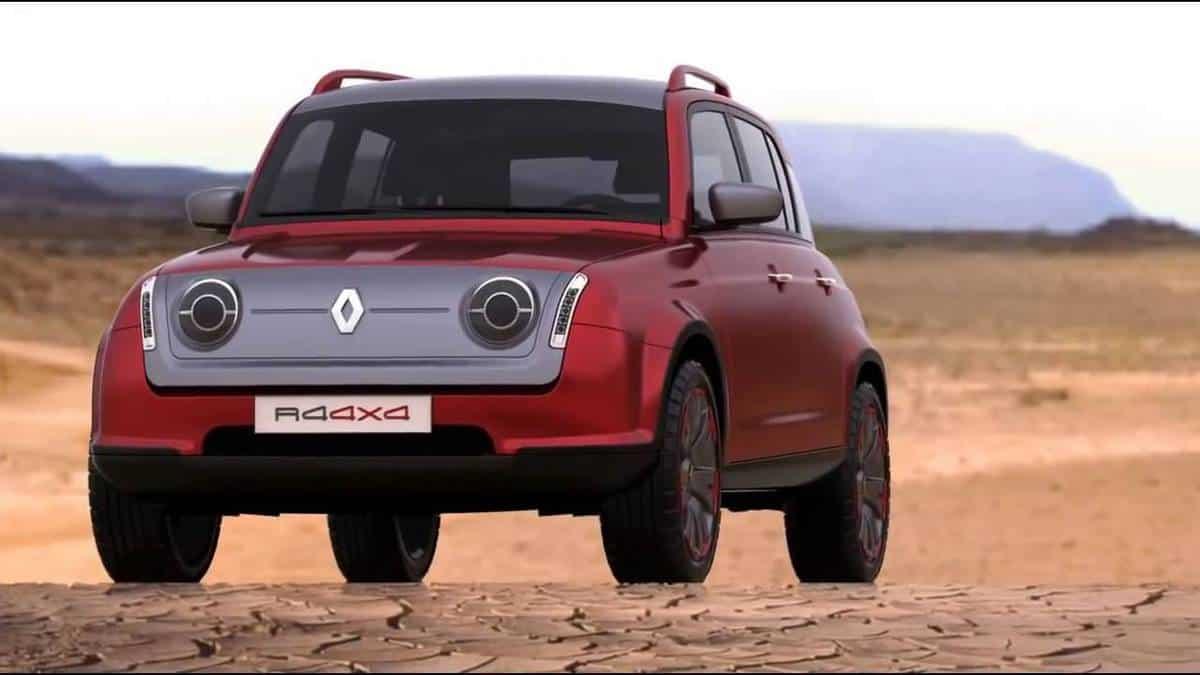 """Iz Renault-a stiže sjajna vijest! Oživljava """"4"""" i """"5"""" modele ali kao elektrovozila!"""