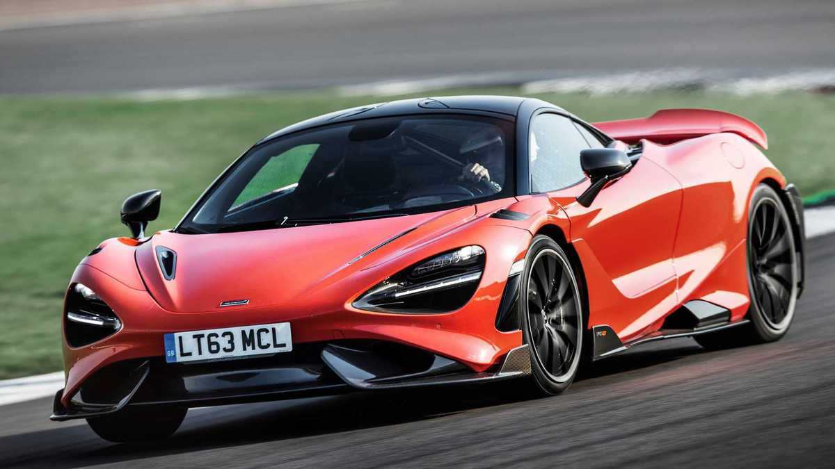 Hennessey McLaren 765LT protiv 720S !