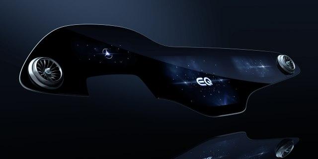 Mercedes predstavio MBUX Hyperscreen