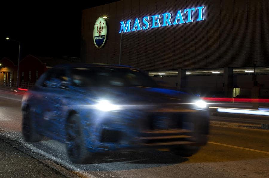 Maserati Grecale na ceste stiže u drugoj polovini godine, valjda…