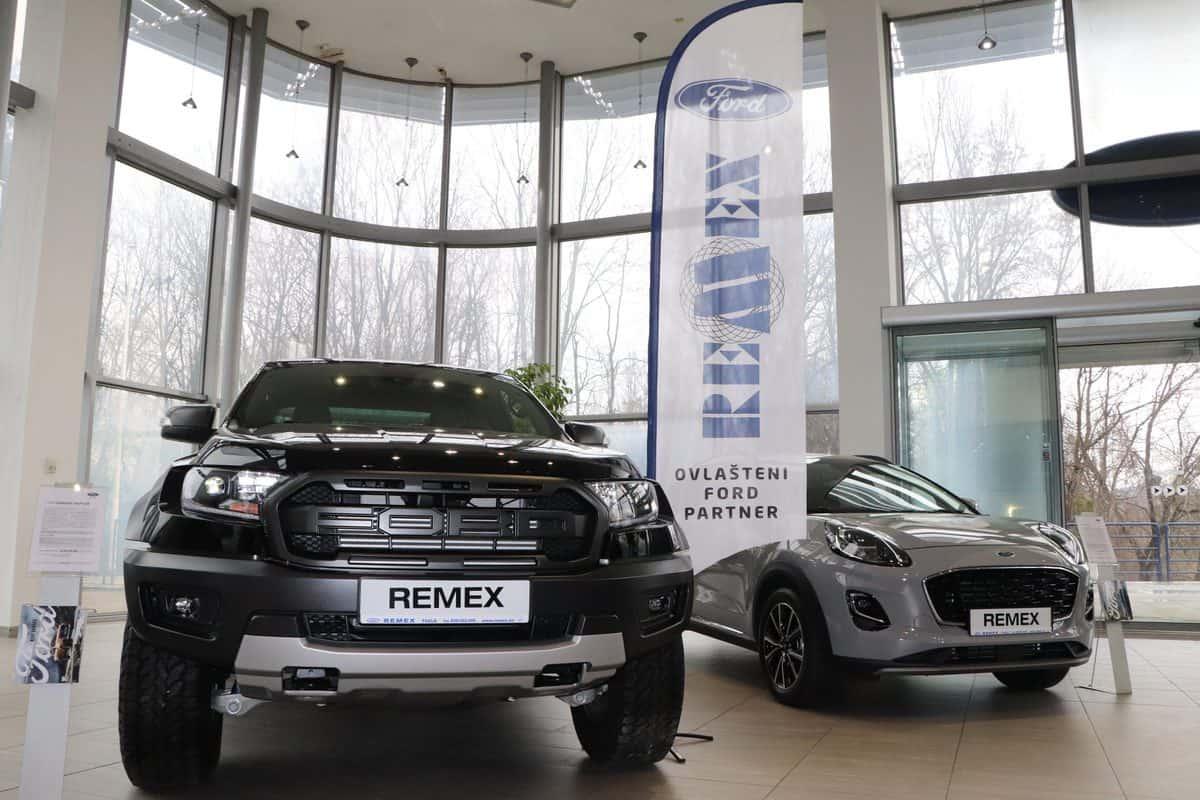 Stigli su Ford Kuga, Puma i moćni Ranger Raptor na bh tržište!