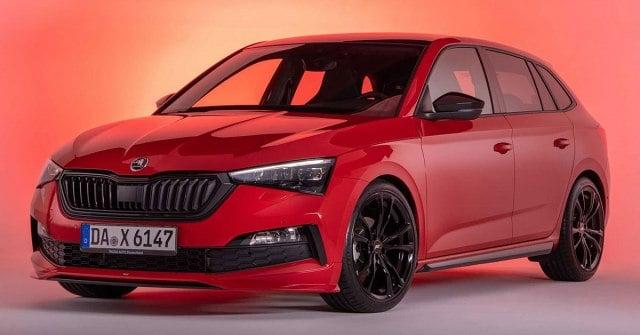 """Kako izgleda Škoda Scala u """"hot hatch"""" izdanju"""