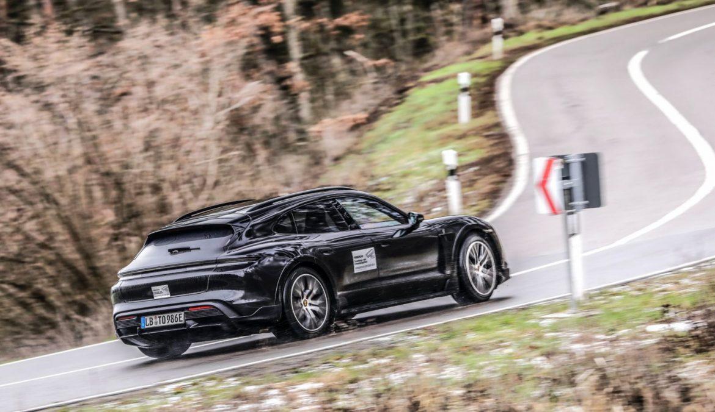 Porsche Taycan Cross Turismo: Posljednja faza testiranja prvog električnog shooting brakea