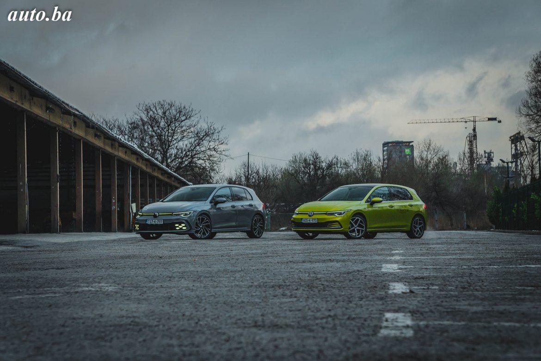 Test: Volkswagen Golf 8 Style i 8 GTI