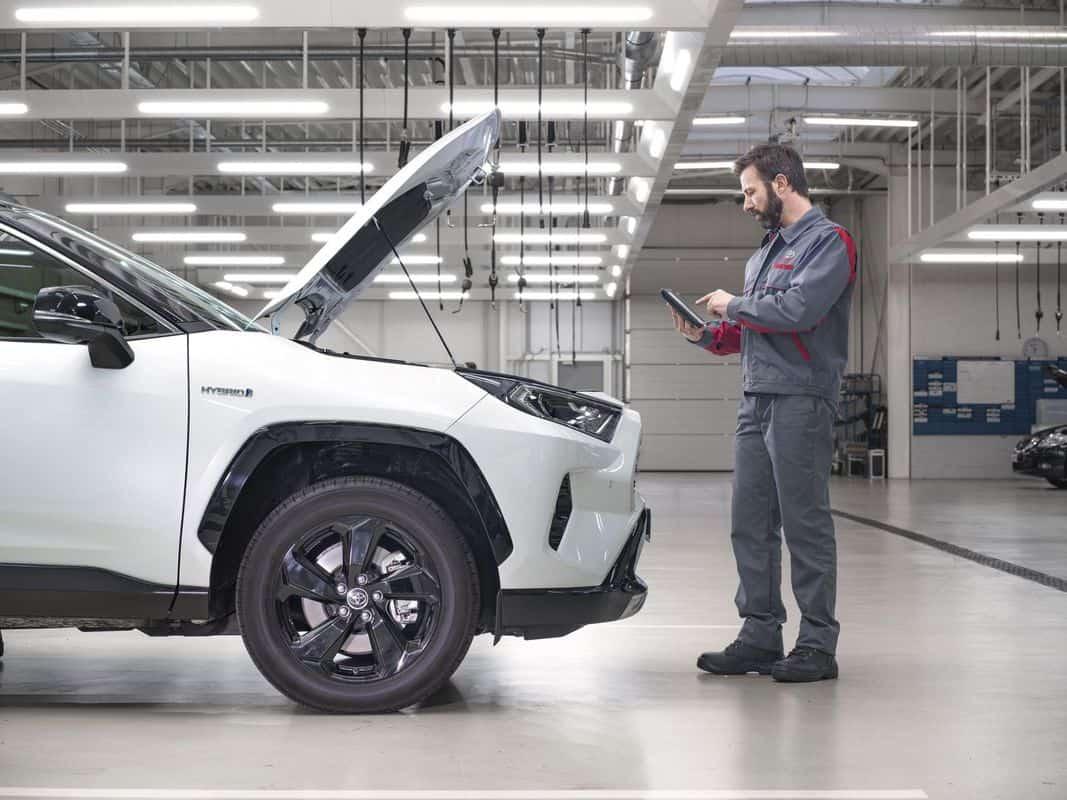 Do 10 godina garancije za Toyota vozila