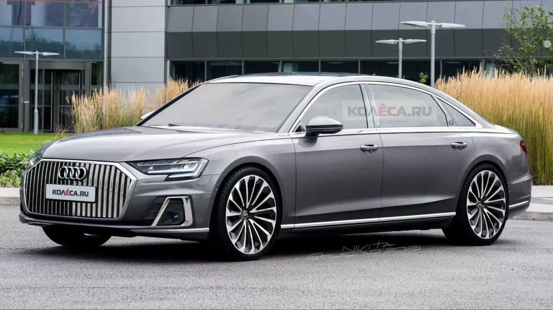 Audi A8 Horch ipak će zaživiti!