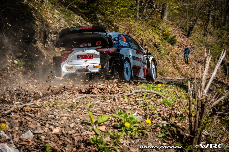Ceremonijalnim startom počeo WRC Rally Croatia!
