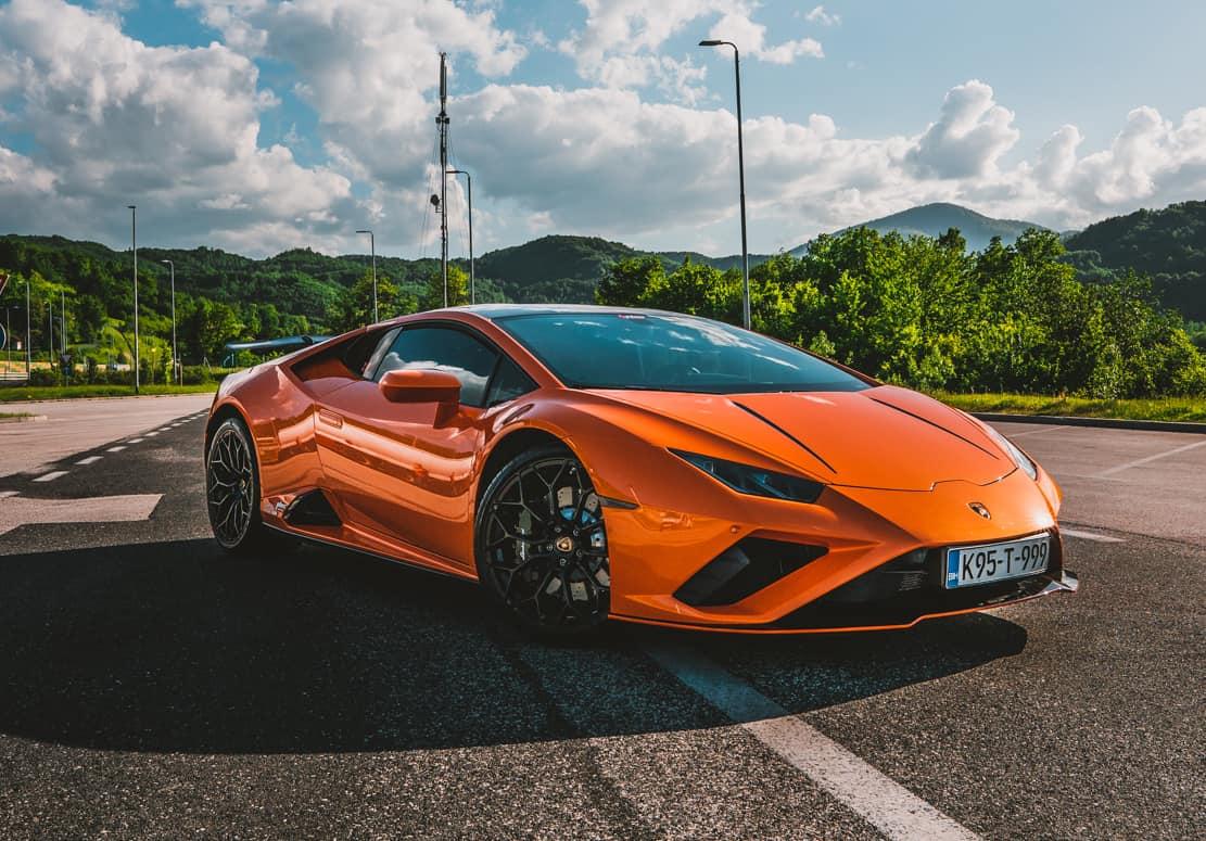 Test: Lamborghini Huracan Evo RWD