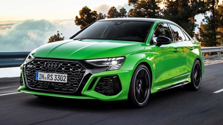 Audi vraća u igru RS3 i 5-cilindrični motor: Kompaktna zvijer razvija 400 KS i 500 Nm i potegne do 290 km/h