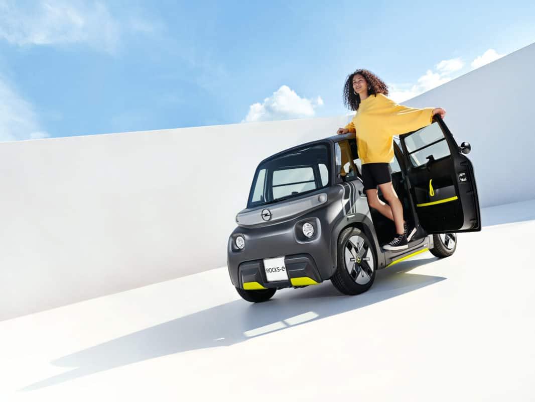 Premijera Opel Rocks-a