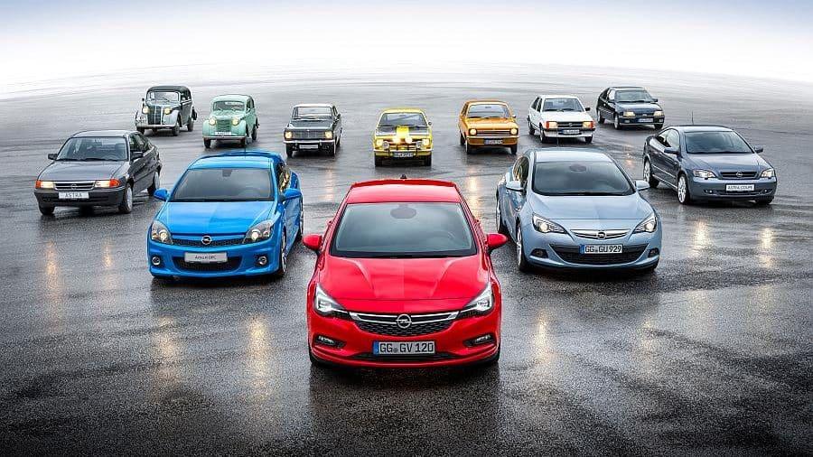 30 godina automobila Opel Astra