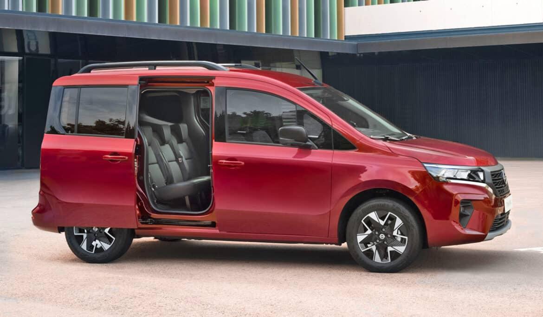Klon Citana i Kangooa: Nissan je danas predstavio svoj novi laki teretnjak, Townstar