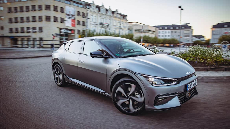 Kia EV6 krunisan kao Njemački premium auto 2022. godine